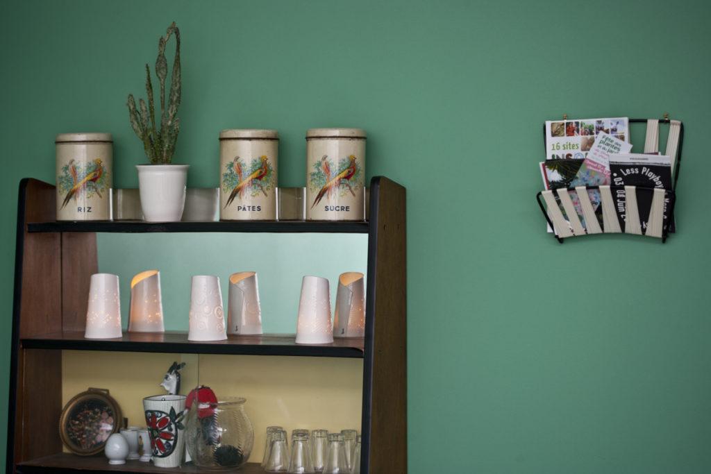 Photophore BUTTON manchette porcelaine papier Atelier Ceramics d. Delphine Millet